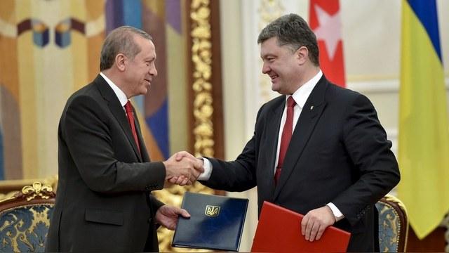 Stratfor: Дружба Киева и Анкары будет бурной, но недолгой