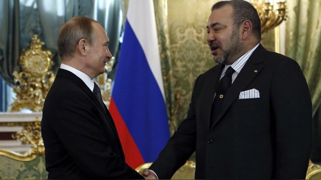 JA: Король Марокко приехал в Москву за туристами, экспортом и студентами