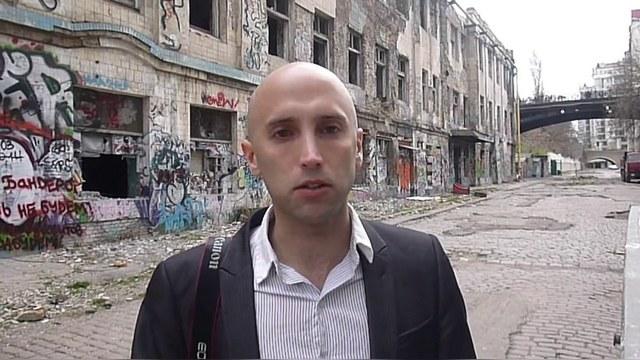 Полиция Латвии задержала журналиста Грэма Филлипса «за провокации»