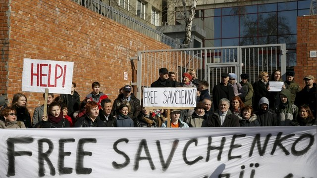 Глава Европарламента: Путину список Савченко не грозит