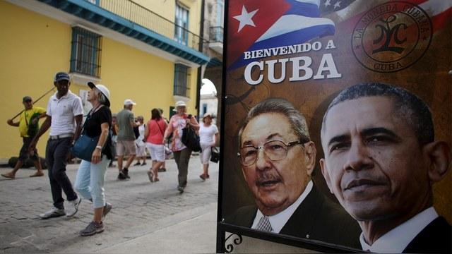 WP: Обама укажет Кубе «путь к свободе», как это сделал Рейган в СССР