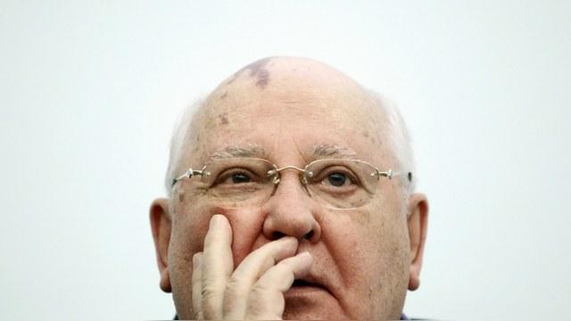 Горбачев: Сирия дала понять, что изолировать Россию невозможно