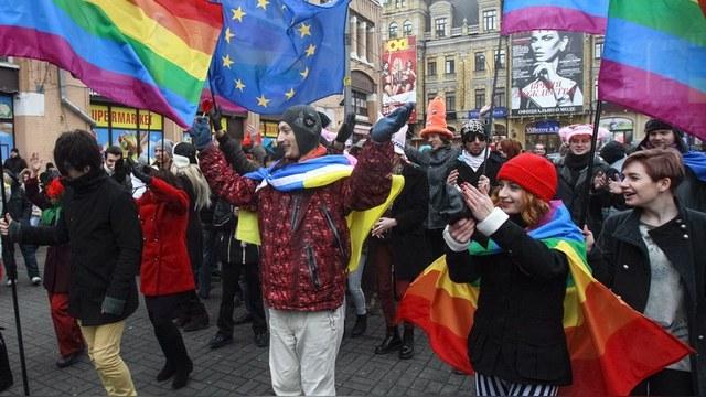 Посол Британии в Киеве: Геев используют, чтобы отдалить Украину от Европы