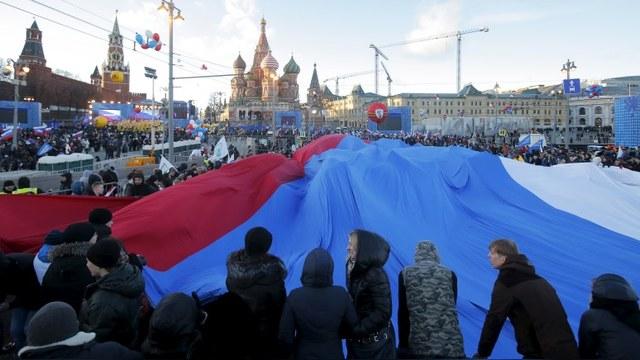 Newsweek: Россия станет великой только под присмотром Запада
