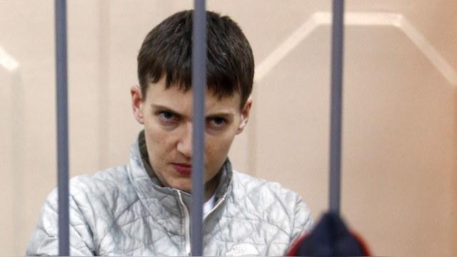 Wyborcza: Кремль споткнулся о «железную Надю»
