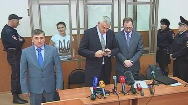 МИД Германии: Дело Савченко нарушает принципы правового государства