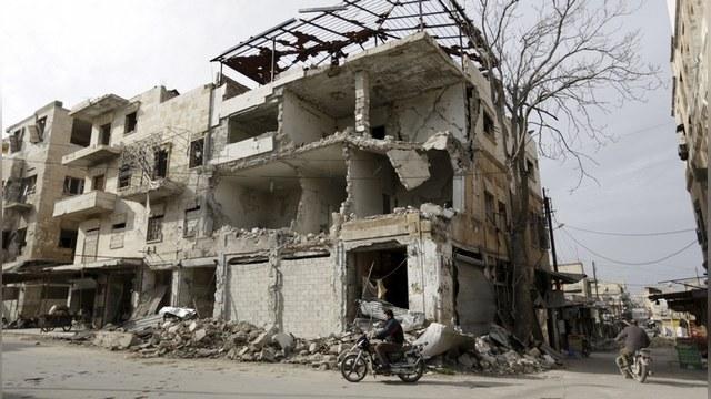 BBC: Москва обещает применить силу против нарушителей перемирия в Сирии