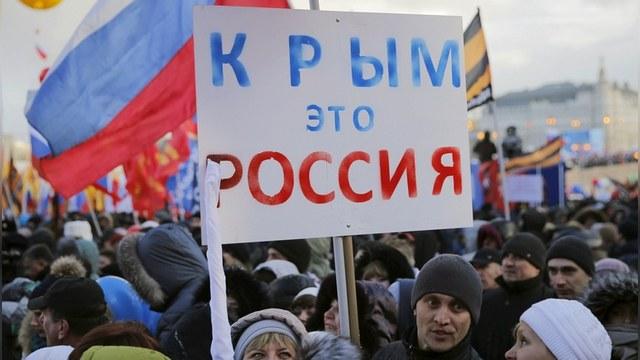 Sky News: Лондон требует, чтобы Москва прекратила «оккупацию» Крыма
