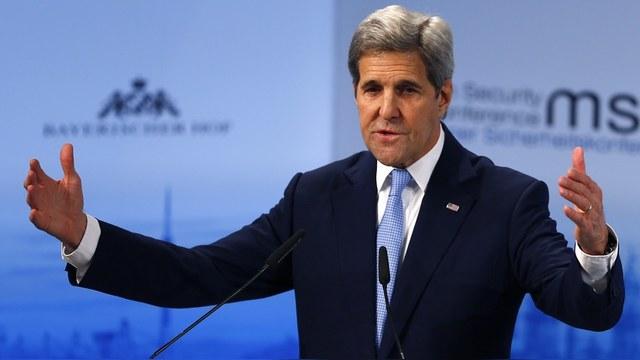 IBT: Джон Керри обсудит с Лавровым в Москве сирийский мир