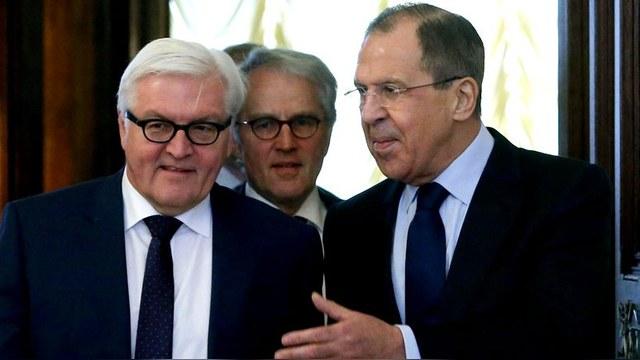 Das Erste: Лавров призвал Европу отложить в сторону геополитические игры