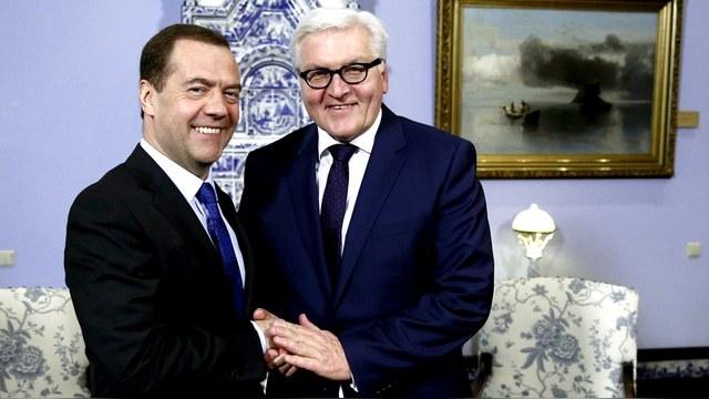 Südwest Presse: Москва поторопилась объявить о дипломатической оттепели