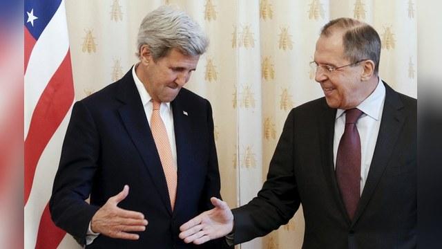 People's Daily: Приезд Керри в Москву символизирует успех России в Сирии