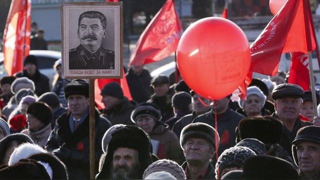 Europe 1: Для россиян Сталин и «тиран», и «мудрый правитель»