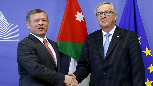 Король Иордании: Турция намеренно наводняет ЕС террористами ИГ