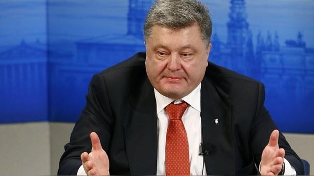 SZ: Порошенко не оправдал надежды Украины на борьбу с коррупцией