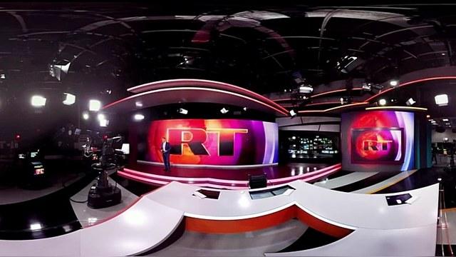 Conversation: Финансируемый Россией канал способен продвигать свободу прессы в США?