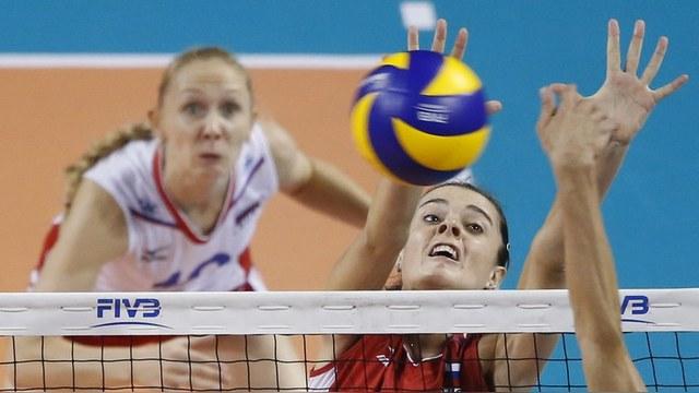 Корреспондент: Российские волейболистки потрясены враждебным приемом в Турции