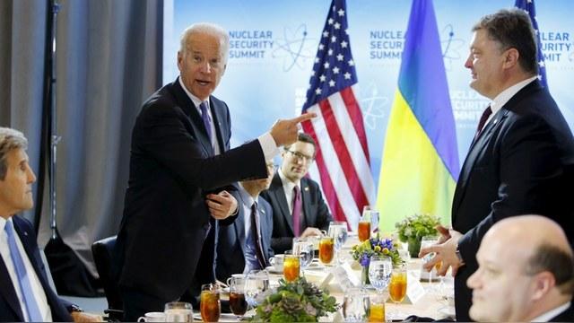 Байден: Украина получит кредит от США, когда сформирует правительство