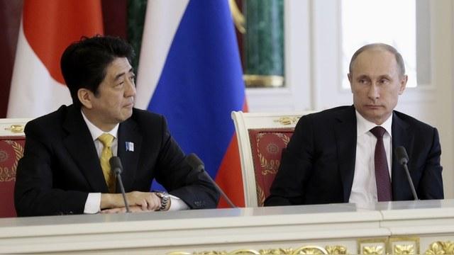 Sankei Shimbun: Встреча Путина и Абэ принесет Японии только вред