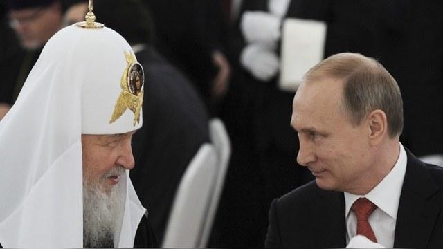 Washington Times: Вера помогла россиянам обрести себя, а Кремлю укрепить власть