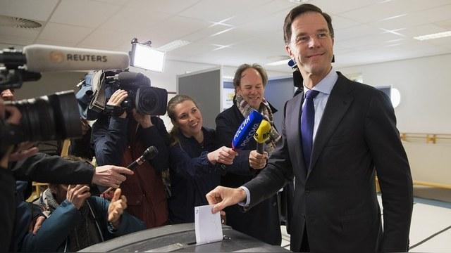 France 24: В Голландии на референдуме по Украине  победили «евроскептики»
