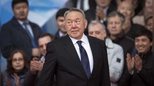 Times: Застольные манеры Назарбаева удивили бы даже Бората