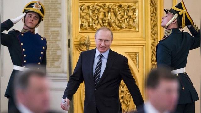 Guardian: Путин назвал панамский скандал попыткой сделать Россию «покладистее»