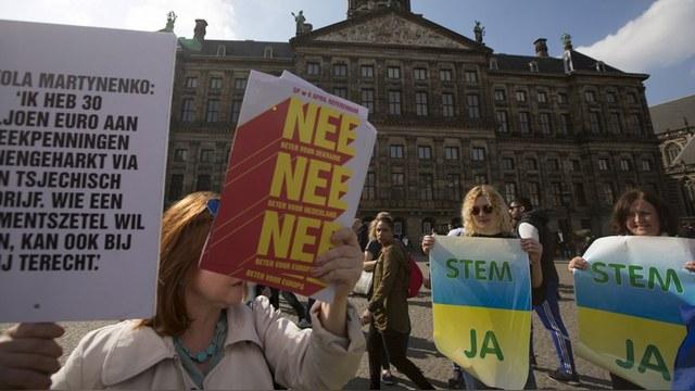 Libération: Голландский референдум принес победу «путинской пропаганде»