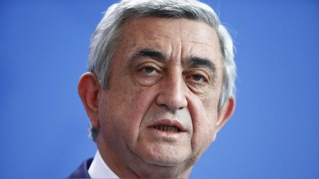 DW: Президент Армении поддержал ввод миротворцев в Нагорный Карабах
