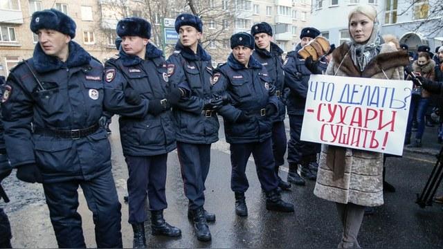 Libération: Борьба с терроризмом пришлась не по нраву российской оппозиции