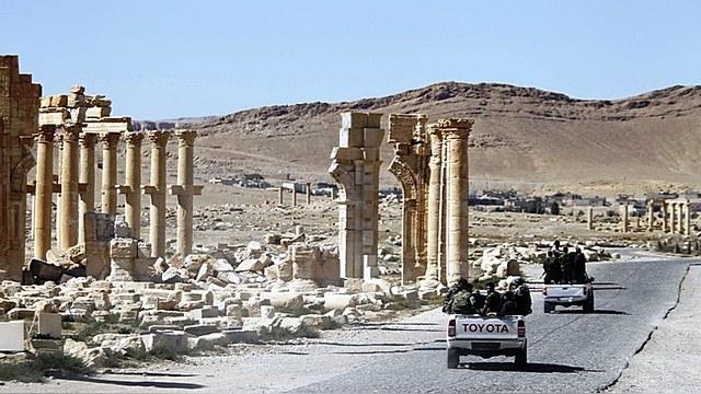 il Giornale: Поражение ИГ в Пальмире – прекрасная новость, но не для всех СМИ