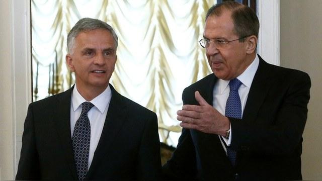 Le Temps: Глава МИД Швейцарии призвал Запад не бояться России