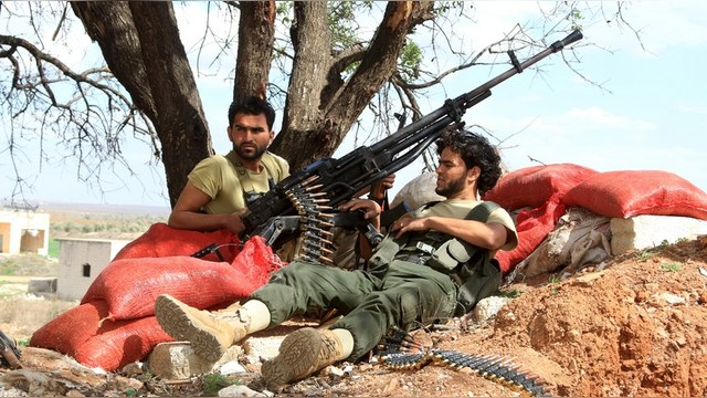 WSJ: Сирийский план Б США – научить «повстанцев» сбивать самолеты
