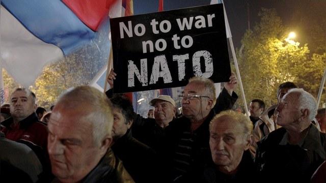 Balkan Insight: Тысячи черногорцев проголосовали против вступления в НАТО