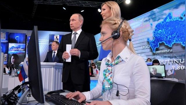 Telegraph: Проблемы в России решает только звонок Путину