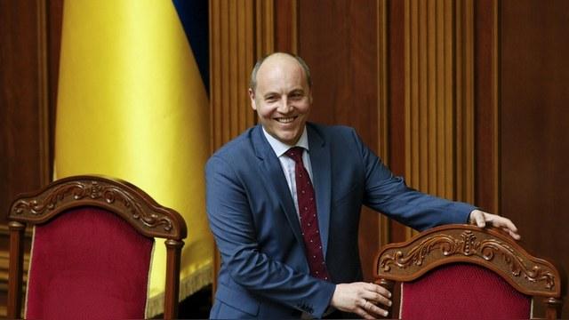 Украинский спикер намерен защититься визами от «агрессивного государства»