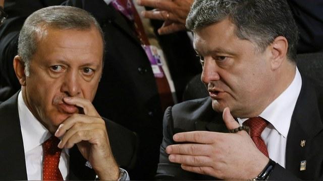 Newsweek: Москва сама подтолкнула Анкару к дружбе с Украиной и Грузией