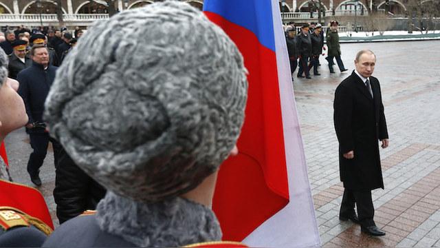 Wirtualna Polska: Россия проиграет НАТО без боя, не выдержав «военной показухи»