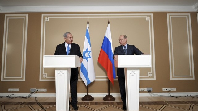 DWN: Израиль уповает на Путина в вопросе Голанских высот