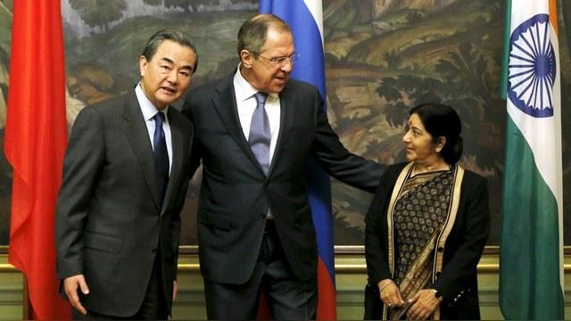 Global Times: Америке не дано понять благородство России, Китая и Индии
