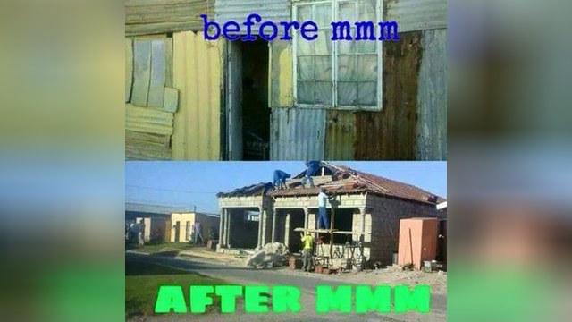 ...И в Африке МММ: Жители ЮАР ждут от Мавроди обещанных миллионов