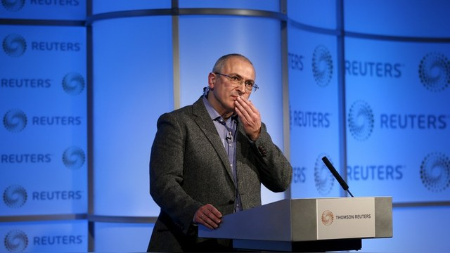 La Tribune: Дело ЮКОСа провалилось, но Ходорковский не сдается