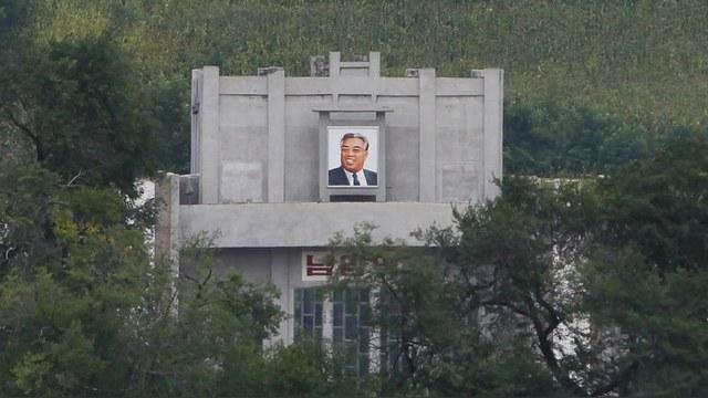 Sankei Shimbun: Домик Ким Ир Сена в Приморье восстановили после пожара