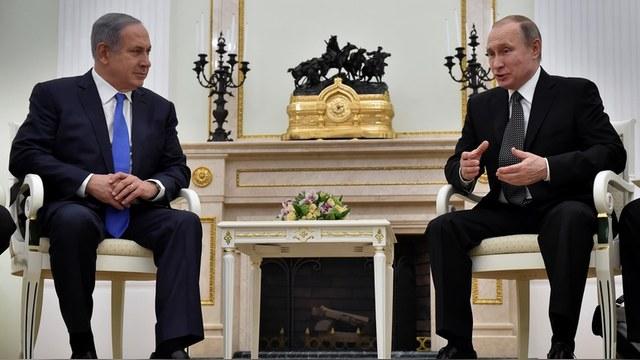 Jerusalem Post: Нетаньяху дал Путину понять, что никогда не отдаст Голаны