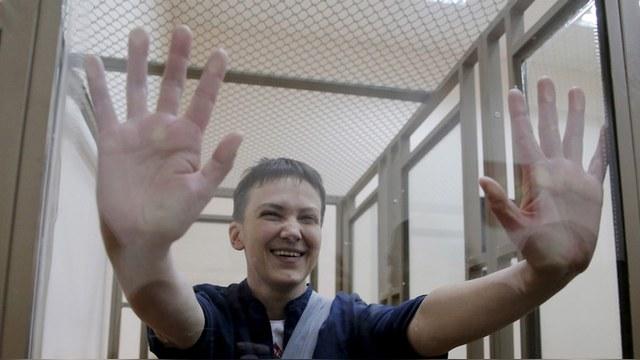 ПАСЕ призывает ответить на «варварство» Москвы списком Савченко