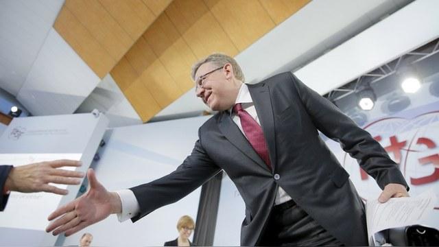 Der Spiegel: Кудрин вернулся, чтобы улучшить имидж Путина перед выборами