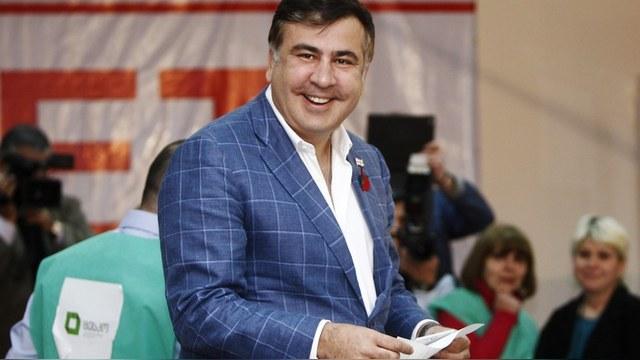 Саакашвили уверен в победе на выборах как в Грузии, так и на Украине