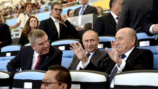 Frankfurter Rundschau: Допинг-скандал WADA лопнет словно «мыльный пузырь»