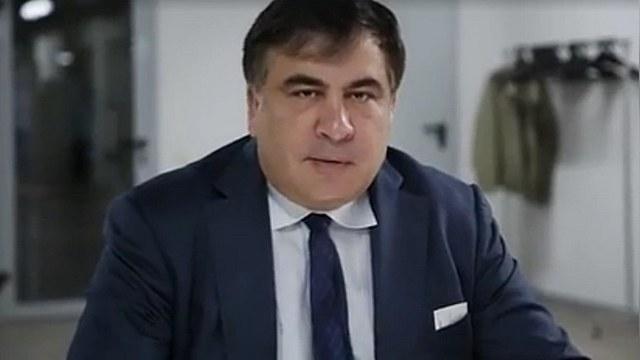 112: Саакашвили в Одессе увидел «все признаки распада» Украины