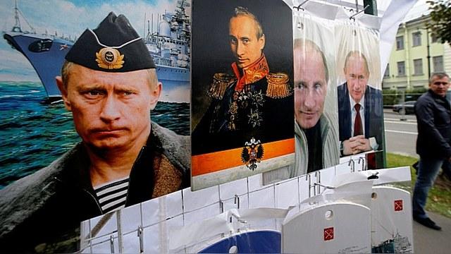 Aftonbladet: «Идеологическая мастерская» продвигает имидж Путина творчески